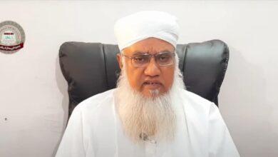 Photo of Maulana Sajjad Nomani sends defamatory notice to media houses