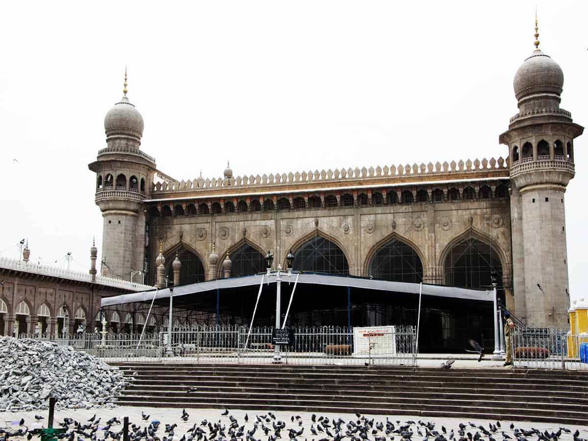 Muslims stay away from mosques for Friday prayers