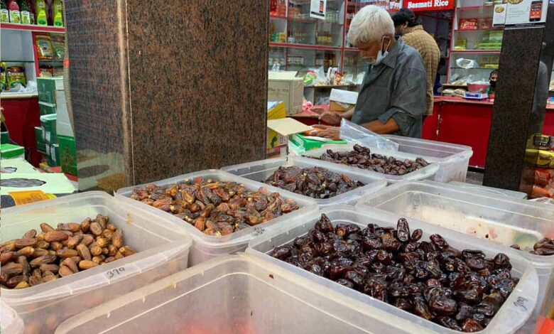 Ramadan special dates to cost more