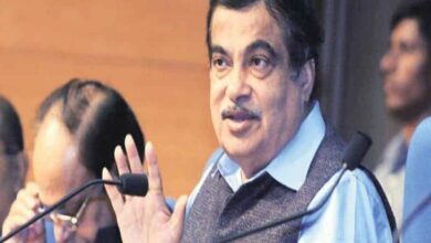 Photo of Nitin Gadkari asks industry to take health precautions