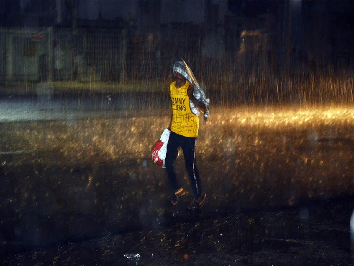Weather: Thunderstorms with high winds predicted over Telangana