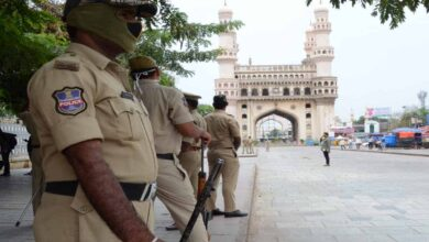 Photo of Young cop dies of COVID-19 in Hyderabad, first such case in TS