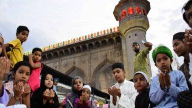 Photo of Ramadan: Muslim COVID patients fast, seek relief from pandemic