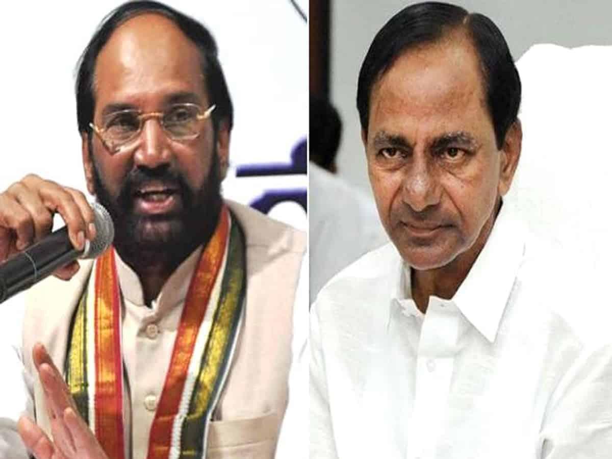 KCR Govt has unleashed terror against Dalits: Uttam