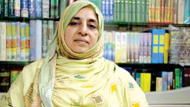 Photo of Corona:Uzma Naheed appeals to Muslim women to revive this Sunnah