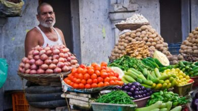 Photo of Muslim vendors in UP 'abused', 'stopped' from selling veggies