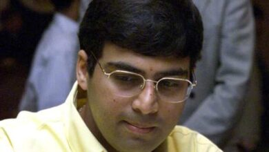 Photo of Viswanathan Anand addresses online session for SAI officials