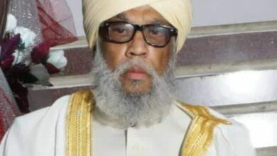 Photo of Shah Mohammed Quadri passes away in Madina