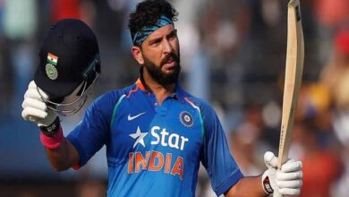 Photo of Yuvraj recalls 2007 six sixes, reveals chat with Broad senior