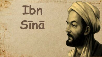 Photo of Ibn Sina, 10th century 'prince of physicians' whom we still follow