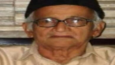 Photo of Asrar Jamayee, poet who died of self respect and public neglect