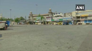 Photo of Hyderabad lacks Ramadan sheen amid coronavirus lockdown