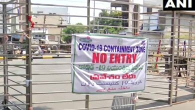 containment zones in Hyderabad