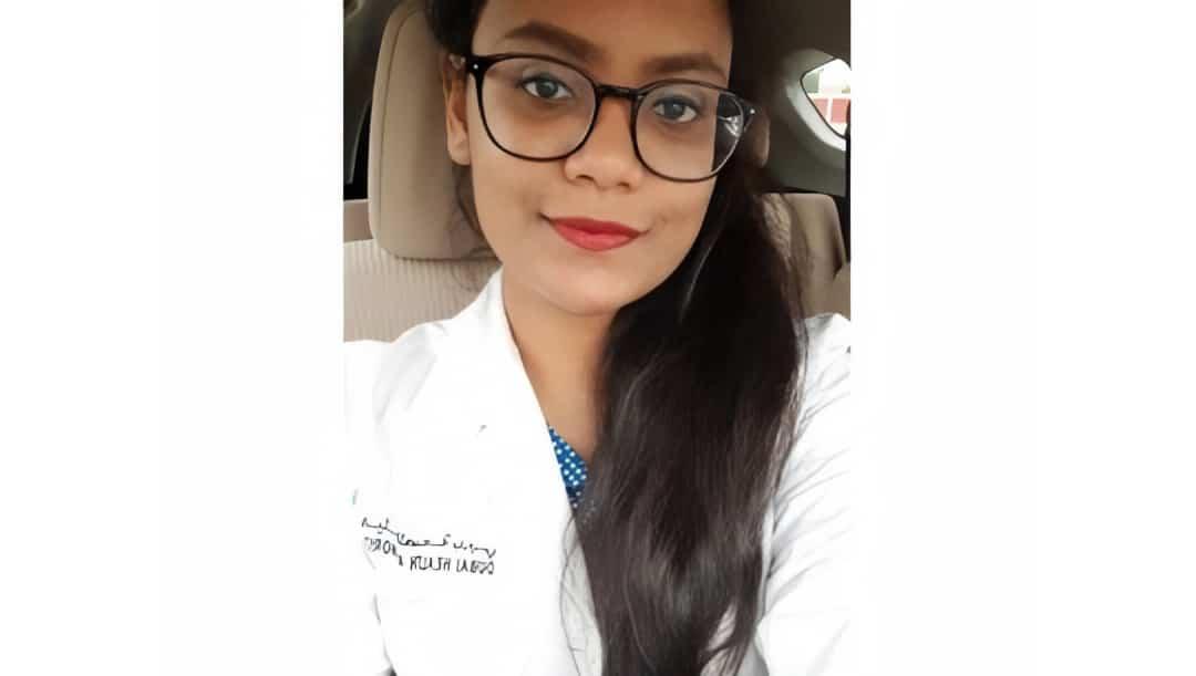 Hyderabad based doctor in UAE