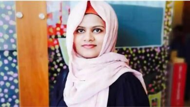 Photo of Dr Shifa postpones her wedding to treat Coronavirus patients
