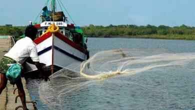Photo of 38 fishermen undertake 5-day voyage to reach Odisha from Chennai