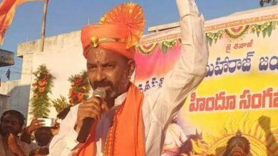 Photo of BJP condemns TRS leaders over BJP indulging politics in Corona