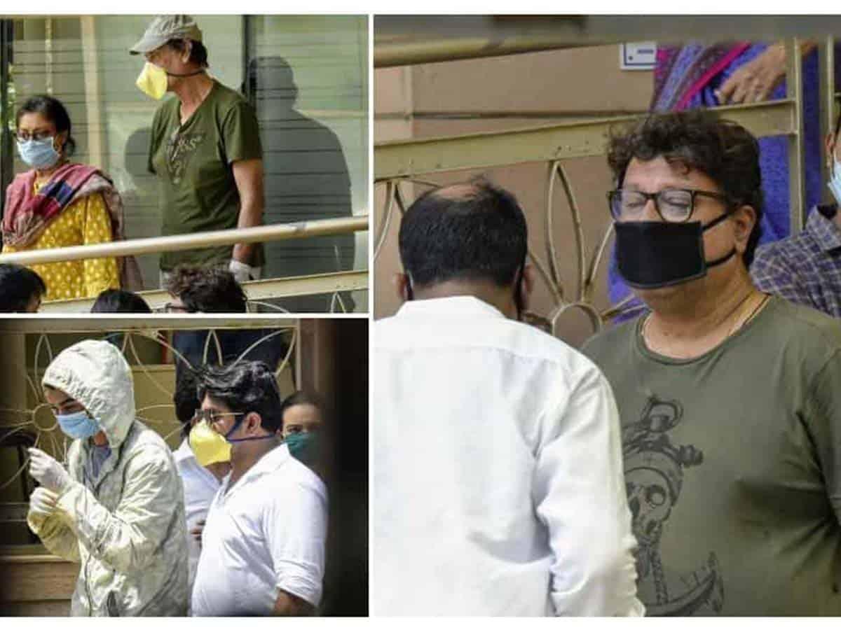Irrfan Khan laid to rest at Mumbai's Versova burial ground