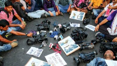 Photo of At least 53 journalists in Mumbai test positive for COVID-19