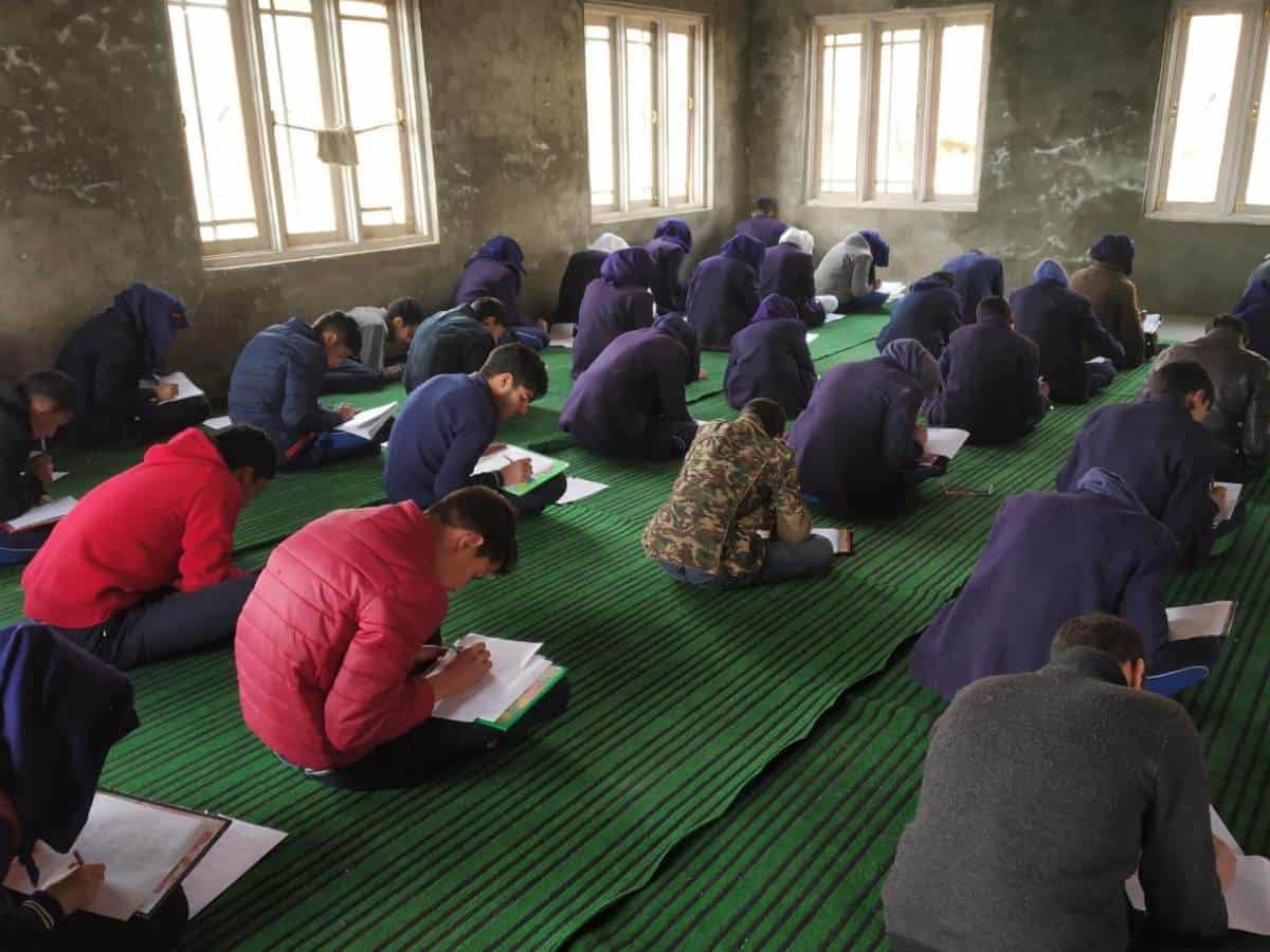 School in Kashmir
