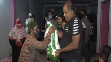 Photo of Essential kits distributed to needy in Hyderabad