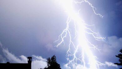 Photo of Lightning strike kills man in J-K's Poonch