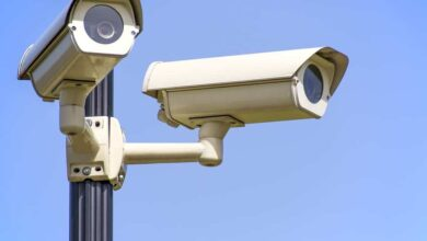 Photo of AI based cameras installed to control lockdown violations