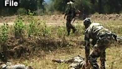 Photo of Villager killed in crossfire between security forces, Naxals