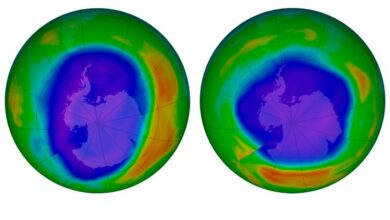 Photo of Largest-everhole in ozone layer above Arctic finally closed