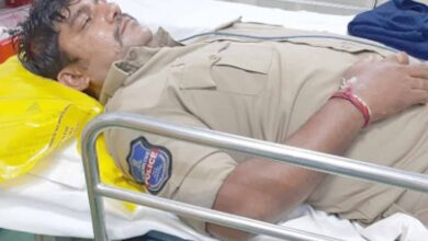 Photo of Hyderabad: Police constable attacked in the old city