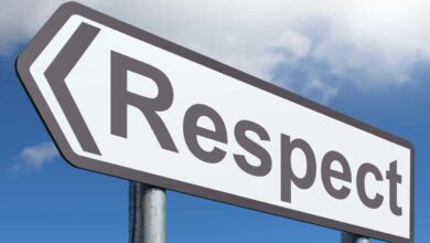 Photo of Give respect, take respect