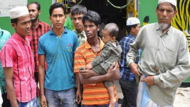 Photo of Screen Rohingyas for COVID-19 in Hyderabad camps: MHA