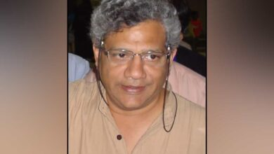 Photo of Yechury asks Centre to release GST dues to states