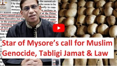 Photo of Star of Mysore calls for Muslim genocide: Faizan Mustafa