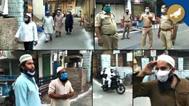 Photo of 206 members discharged from Charminar hospital