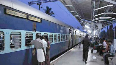 Photo of Eight special trains to run between Telangana, Andhra