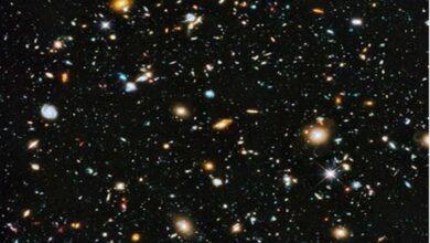 Photo of 'Elegant' solution reveals how universe got its structure