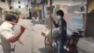 Photo of Tum logo ne jihad macha diya hai: Man assaults vendor, arrested