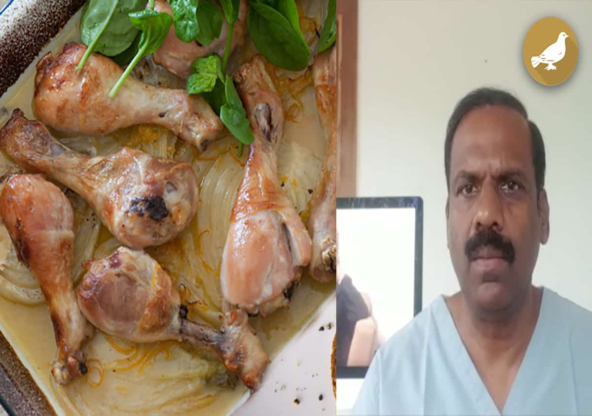 """""""Eggs and chicken help fight COVID-19"""" says Doctor"""