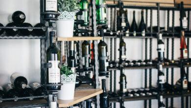 Photo of Liquor stolen from a wine shop