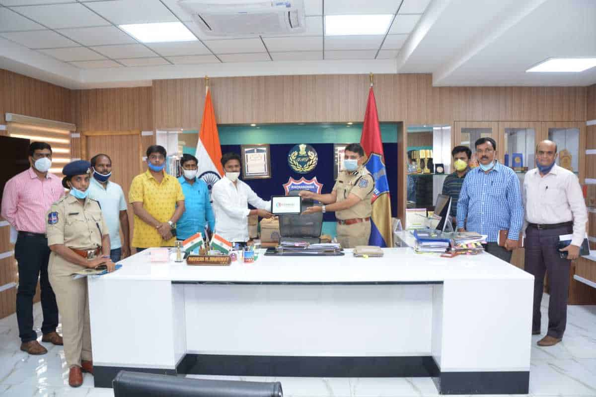 Police joins the T-Consult app to deliver health care services