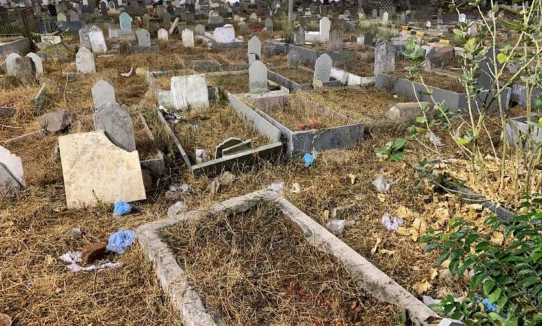 Denied a burial place in cemetery, man buried in cremation ground Denied a burial place in cemetery, man buried in cremation ground