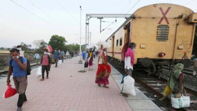 Photo of Railways to resume select passenger train services from May 12