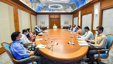 Photo of Photos: PM Modi chairs a meeting