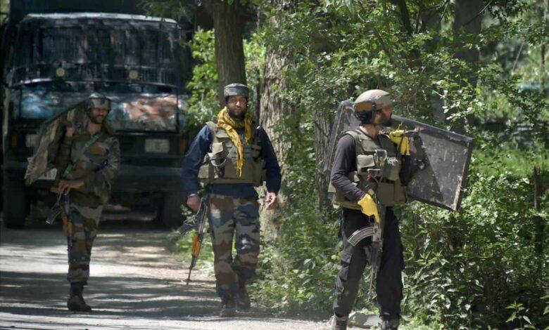 Encounter in Kashmir's Pulwama district