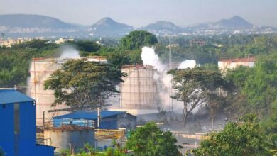 Photo of LG Polymers says vapour leak caused accident at Vizag plant