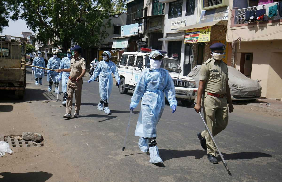 334 COVID-19 'super-spreaders' found in Ahmedabad: Official