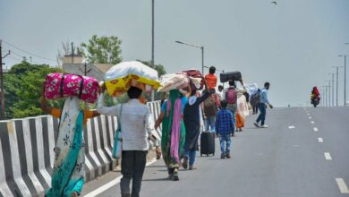 Photo of SC on migrant workers' crisis: Steps taken, but there are lapses