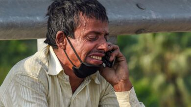 Photo of Photos: Migrant Workers Crisis in India
