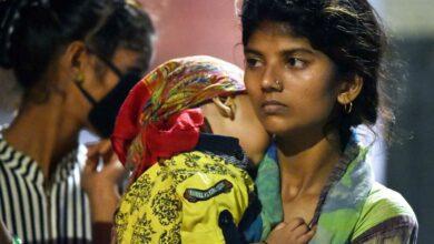 Photo of Photos: Migrant Crisis in Delhi